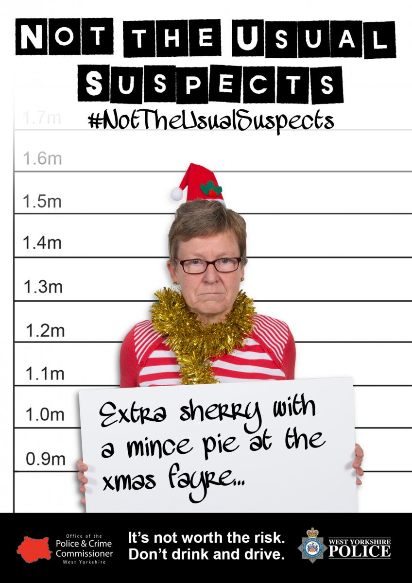 Not The Usual Suspects - Christmas Fayre