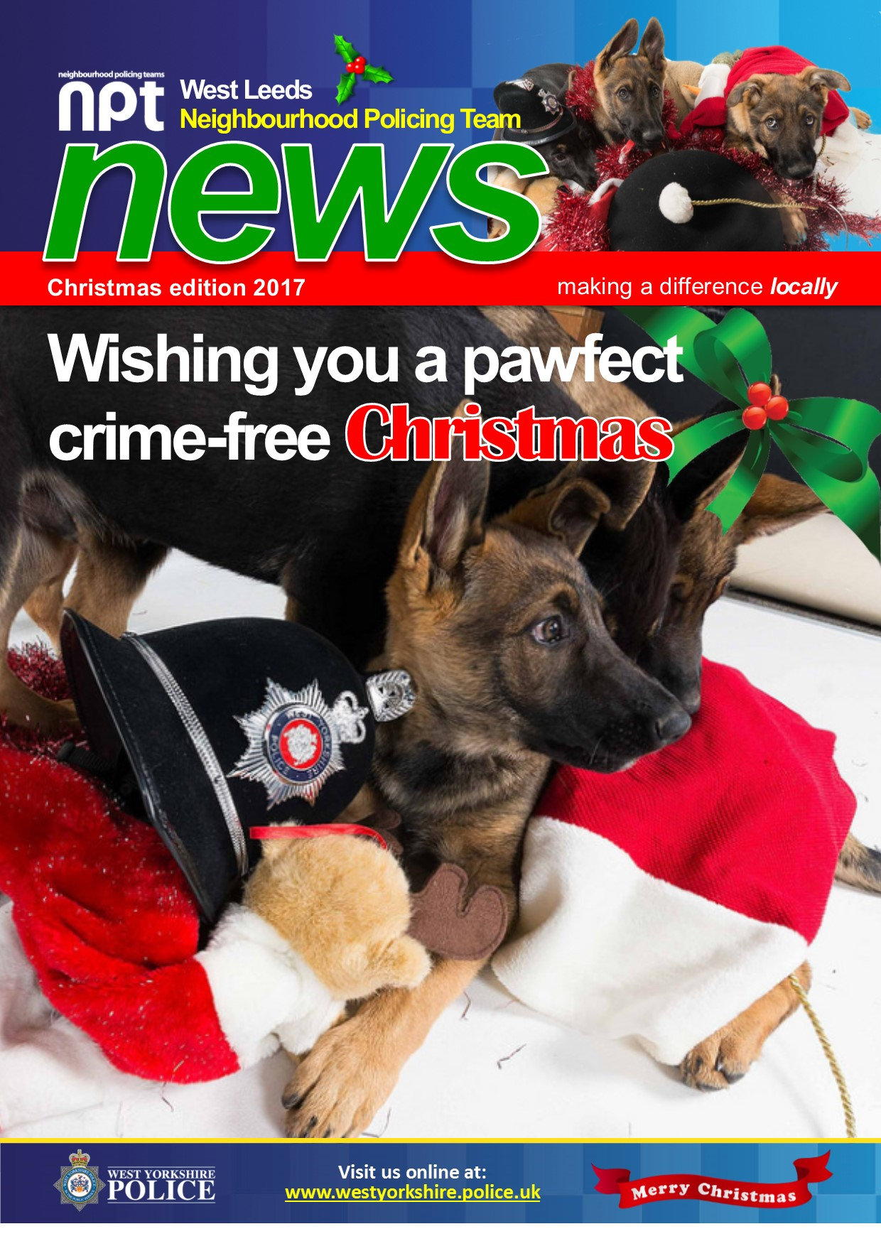 Our festive newsletter is out now!