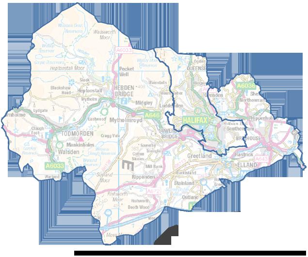 Calderdale Policing District