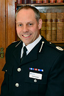Assistant Chief Constable Tim Kingsman