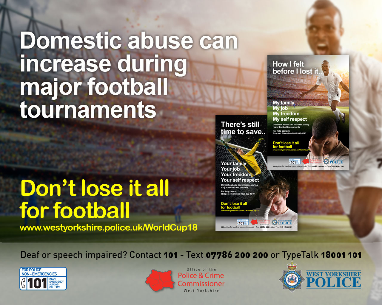 World Cup Domestic Abuse