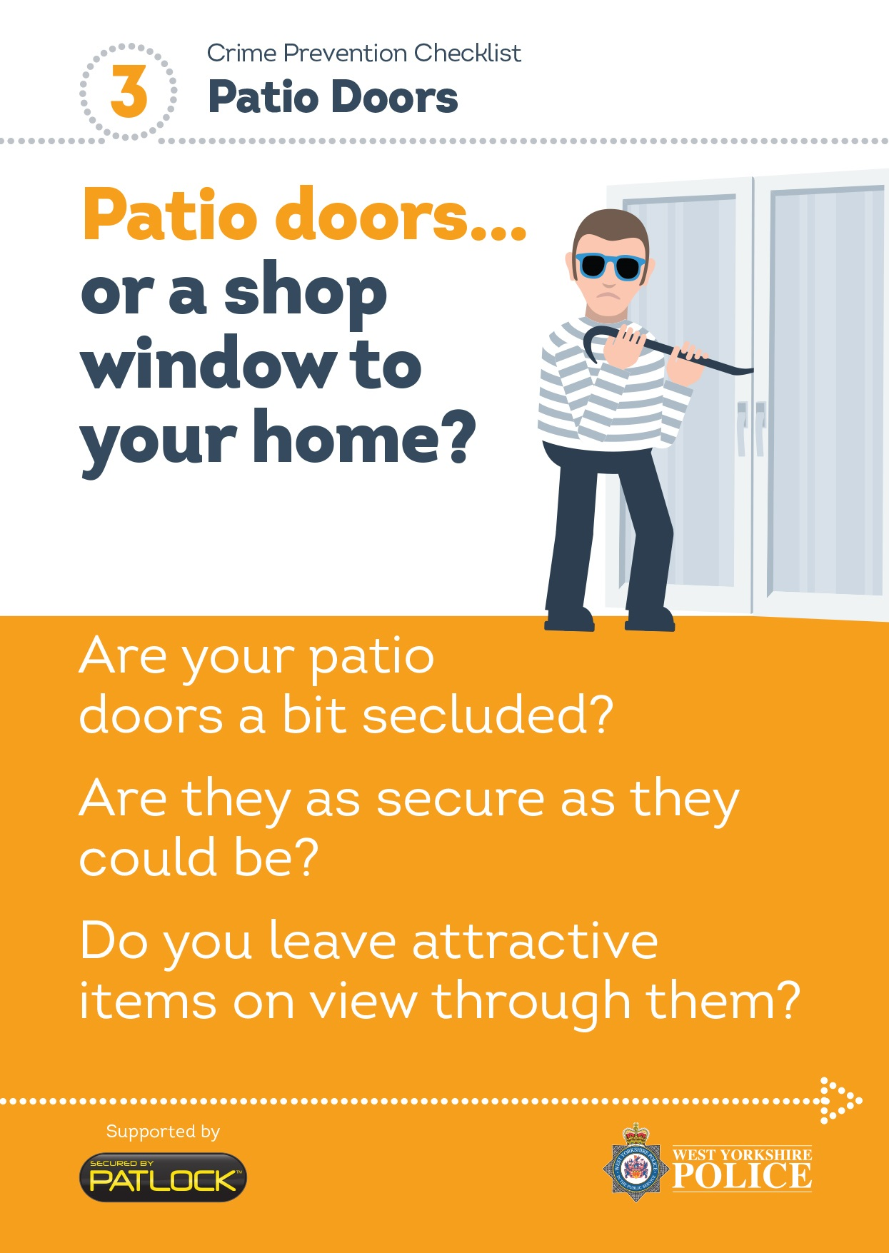 Card 3 - Patio Doors - Front