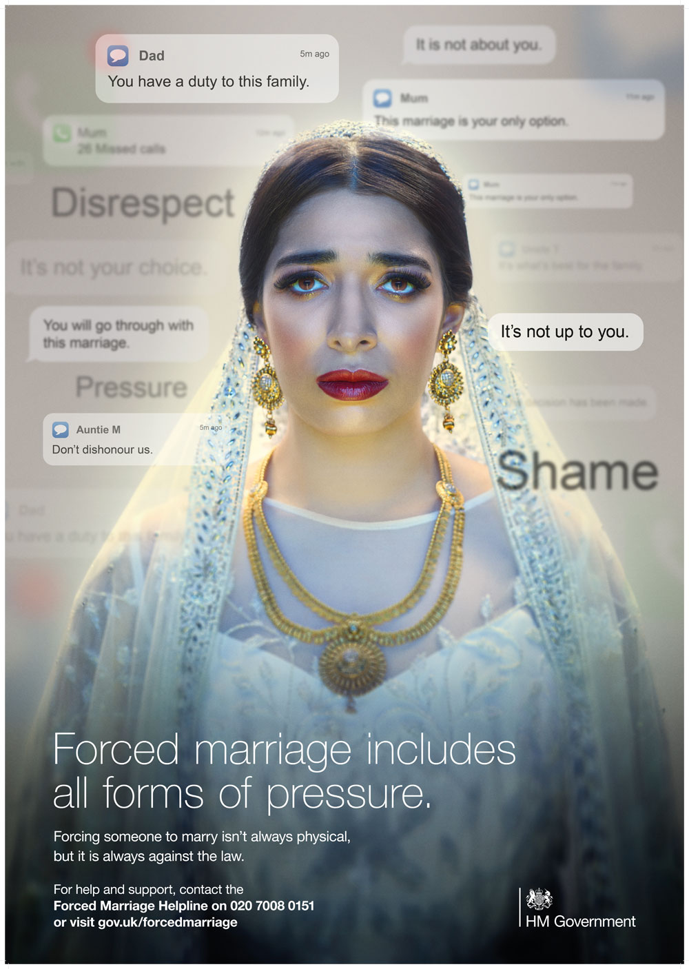 Forced Marriage Poster 2