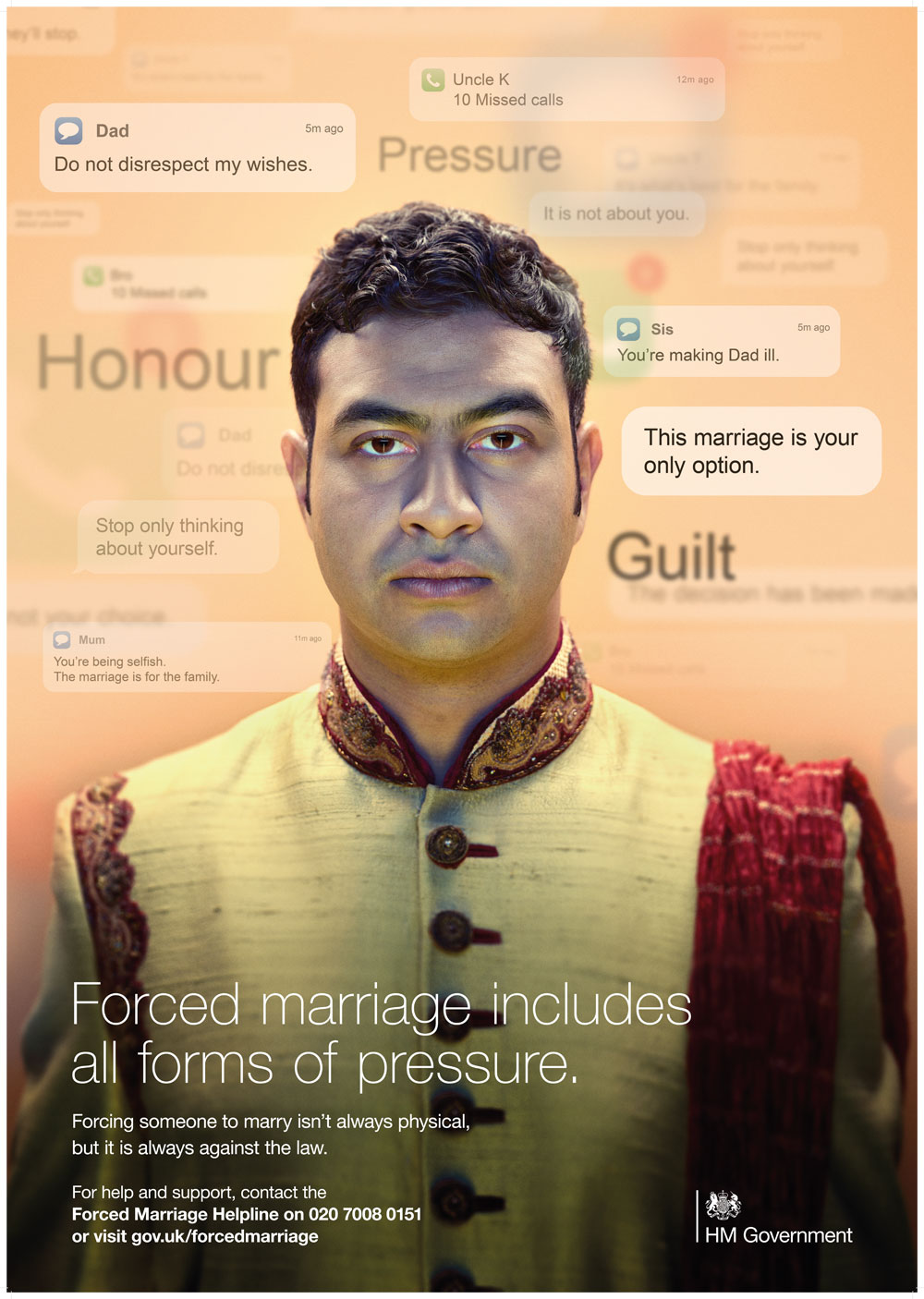 Forced Marriage Poster 3