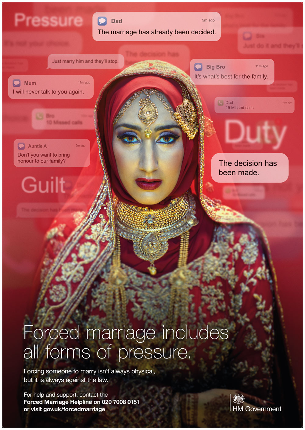 Forced Marriage Poster 4