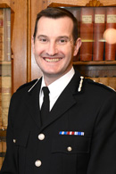 Read more about Temporary Chief Constable John Robins
