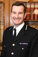 Chief Constable John Robins