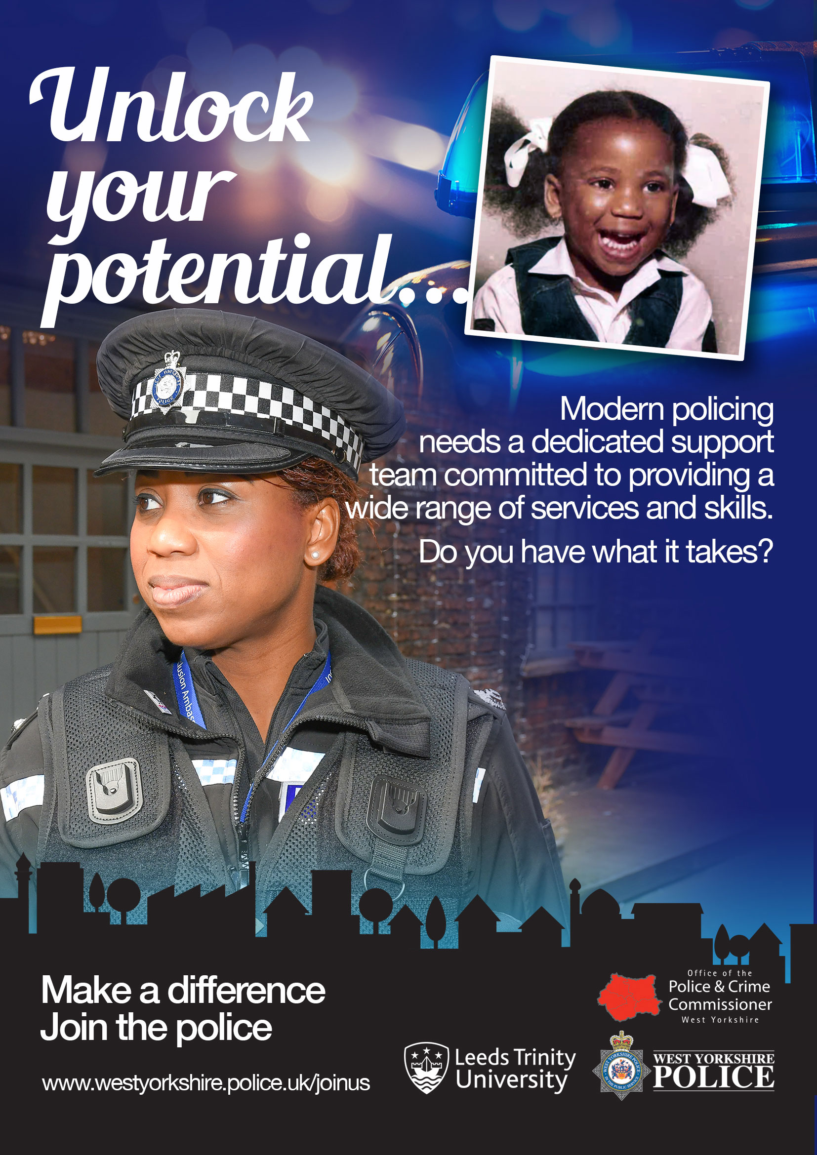 Chief Inspector Tanya Wilkins