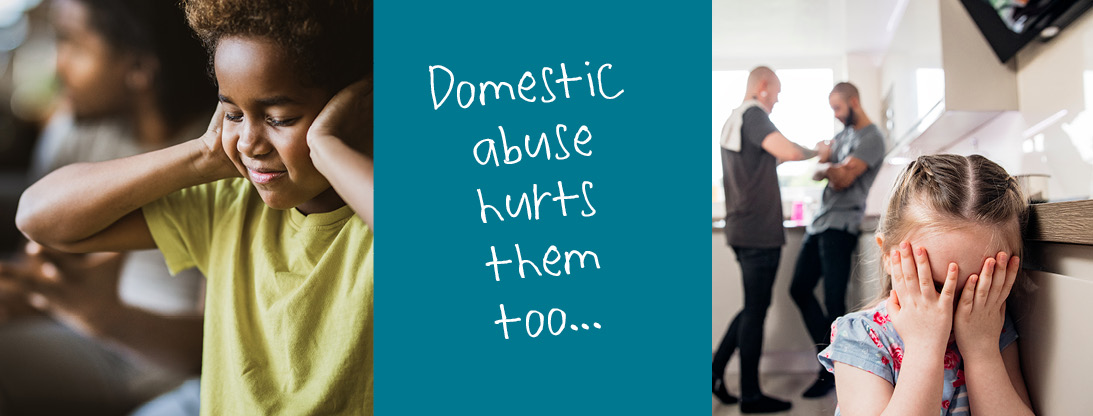 Domestic Abuse Affects Children Too