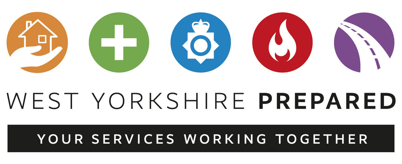 West Yorkshire Prepared Logo