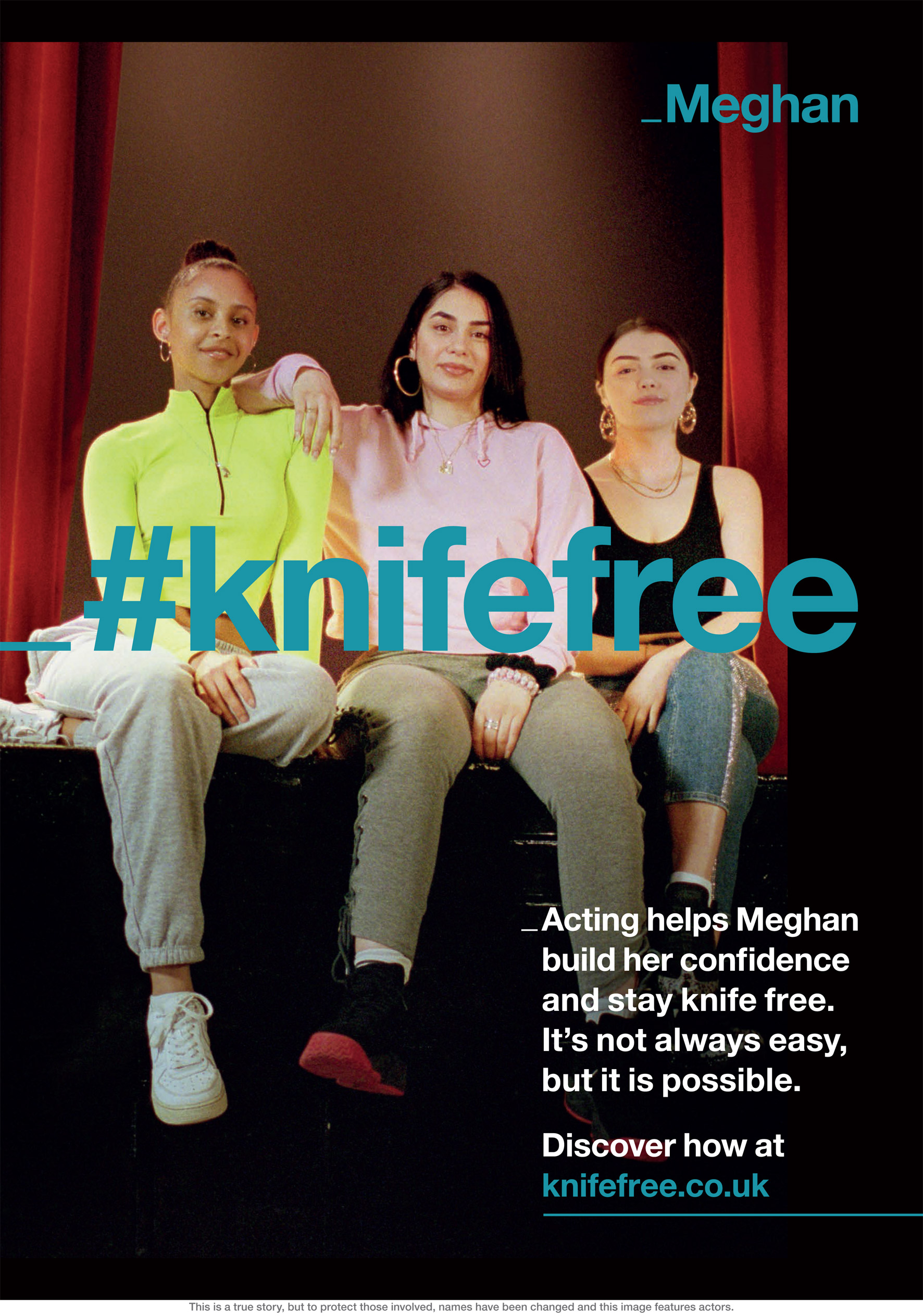 #knifefree poster