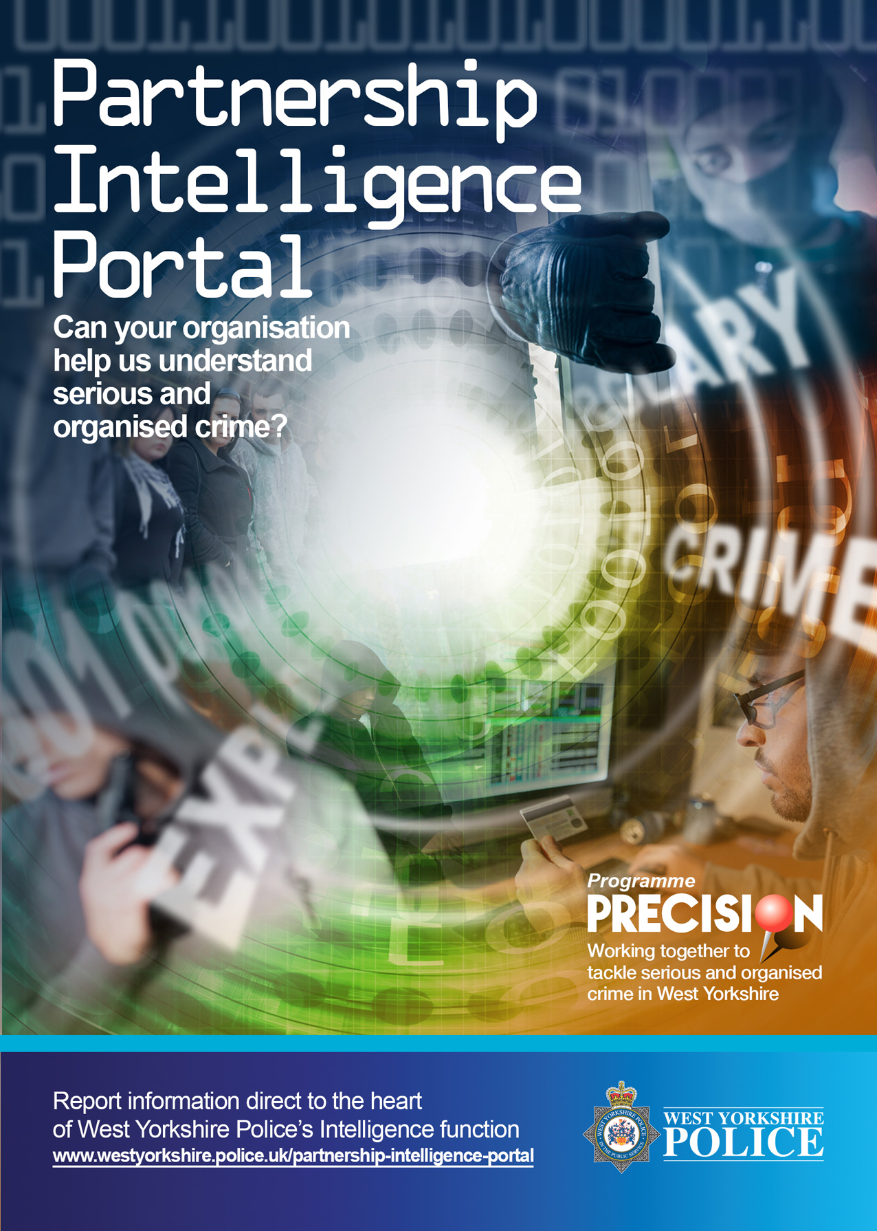 Partnership Intelligence Portal Poster