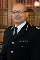 Temporary Assistant Chief Constable Tyron Joyce