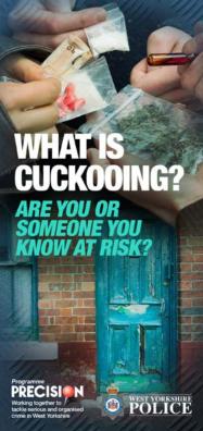 Cuckooing Leaflet