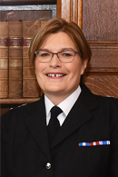 Temporary Assistant Chief Constable Kate Riley
