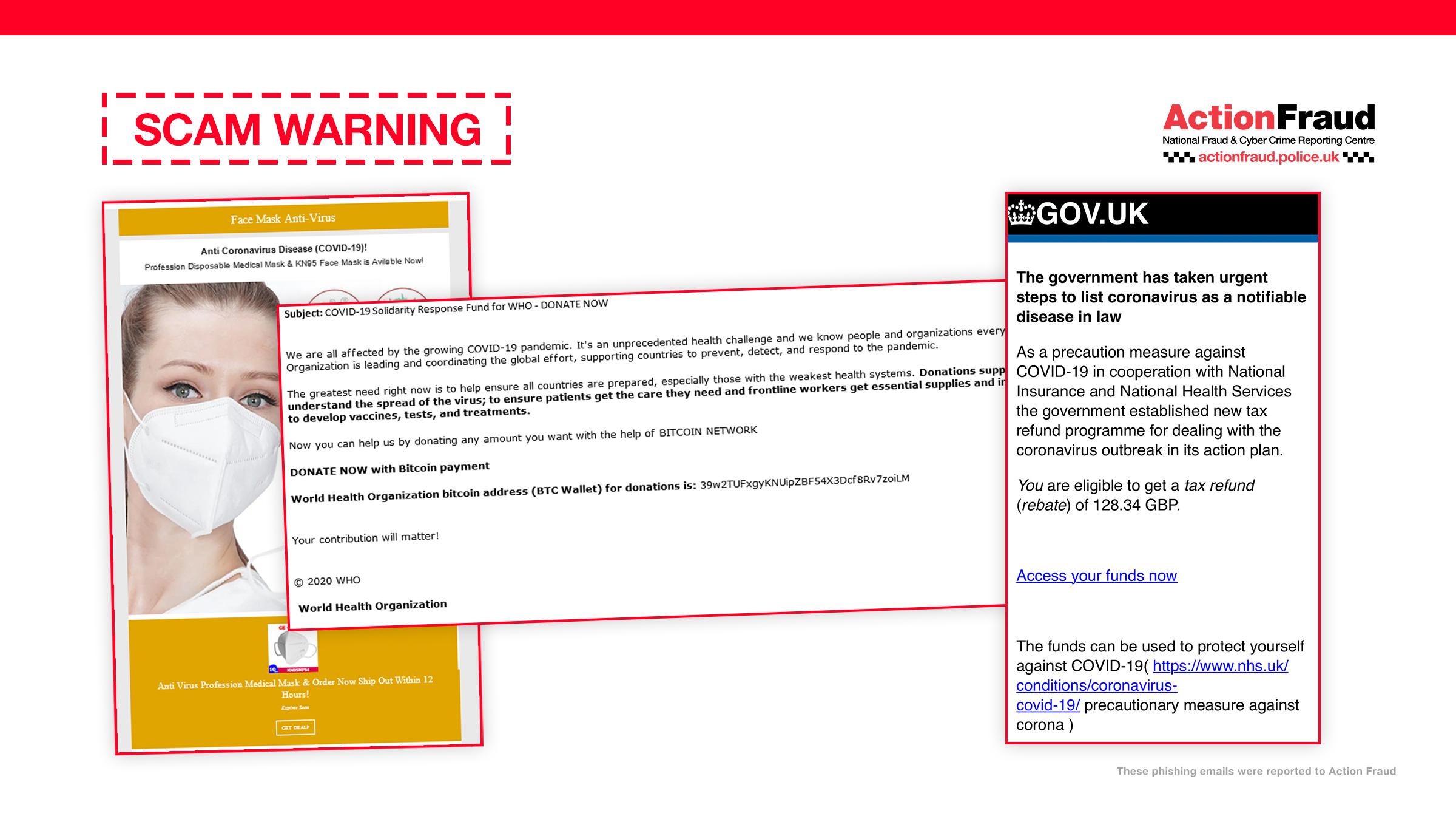 Online Fraud West Yorkshire Police