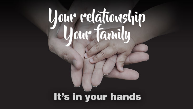Domestic Abuse 'hands' banner image