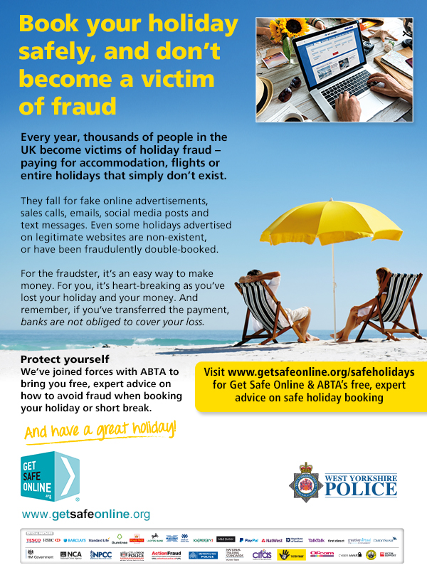 Holiday Fraud Emailer