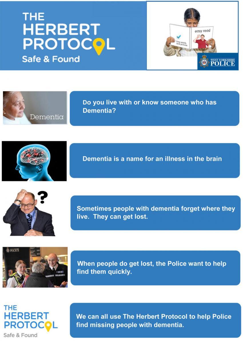 Dementia Awareness West Yorkshire Police