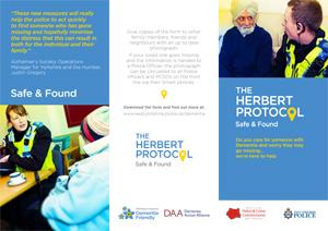 Herbert Protocol  Leaflet (PDF)