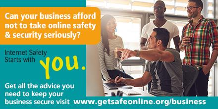 Get Safe online - Business Fraud