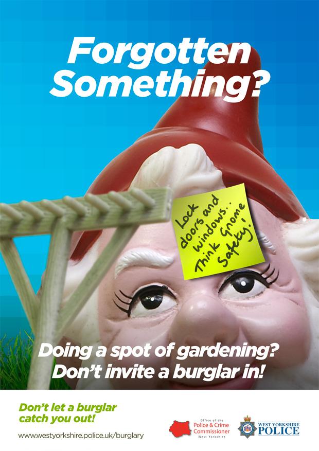 Spring Summer 2017 Forgotten Something Anti Burglary