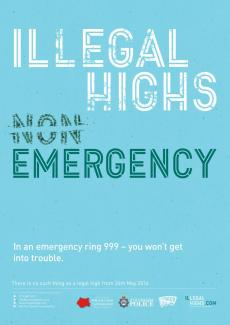 Illegal Highs - Non Emergency