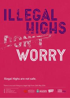Illegal Highs - Don't Worry