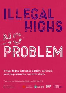 Illegal Highs - No Problem