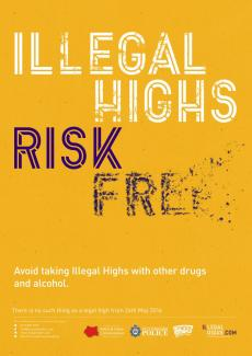 Illegal Highs - Risk Free