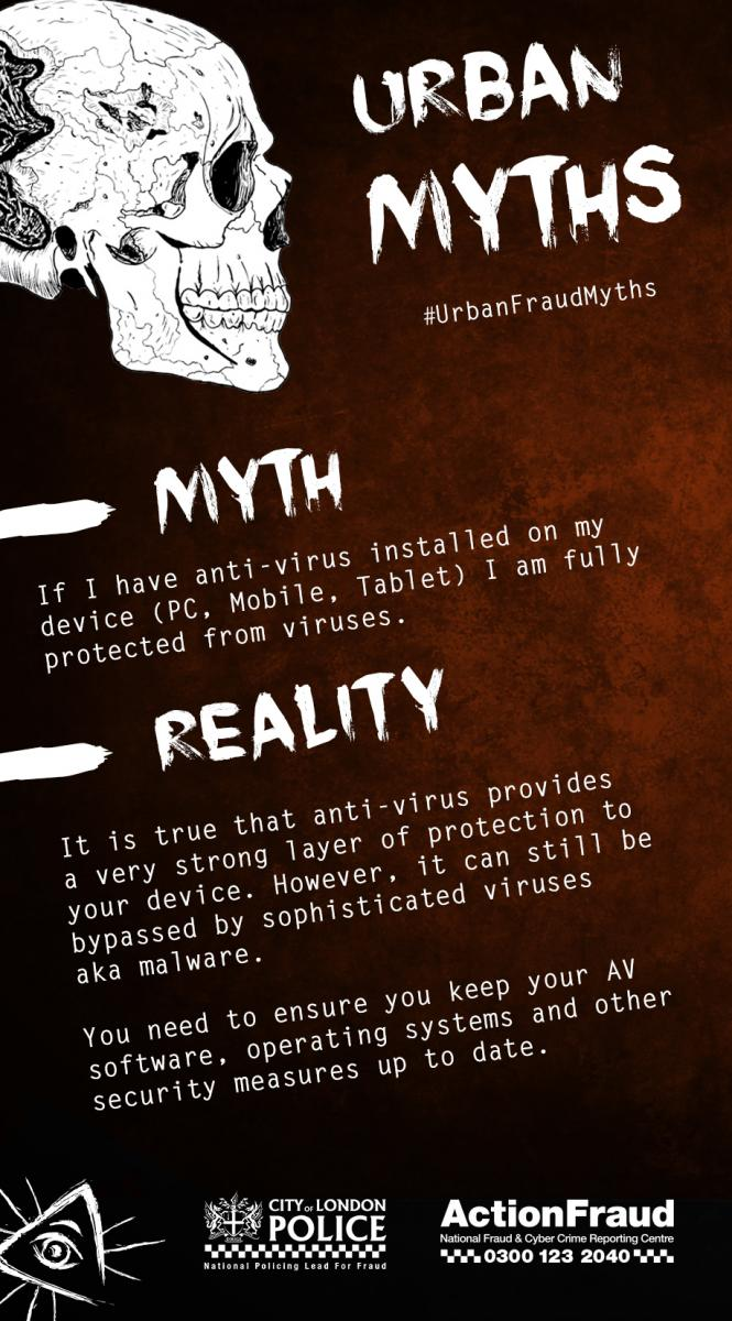 Myth 12 (Antivirus Software)