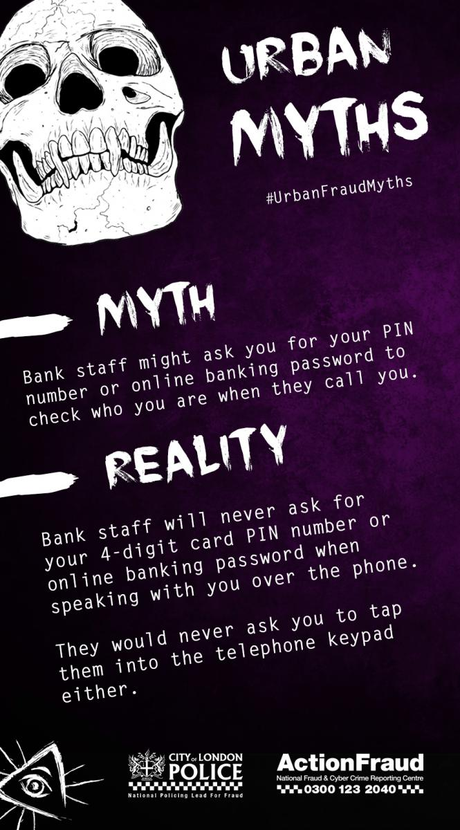 Myth 3 (Pin Safety)