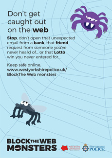 Web Monsters - Web