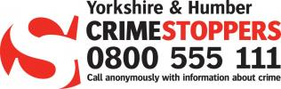 Crimestoppers - 0800 555 111