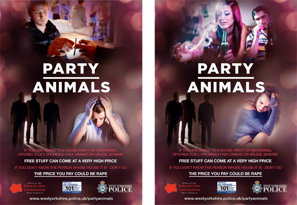 Party Animal Leaflet