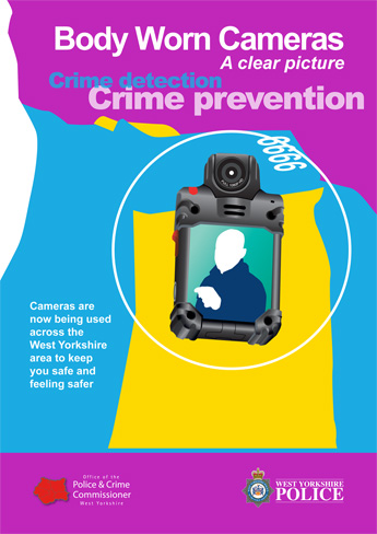 Body Worn Video Cameras Poster 4