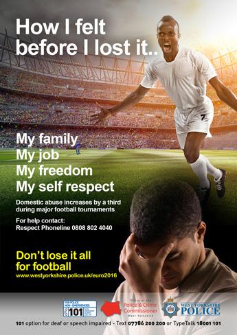 Euro 2016 - How I Felt Before I Lost It (poster)