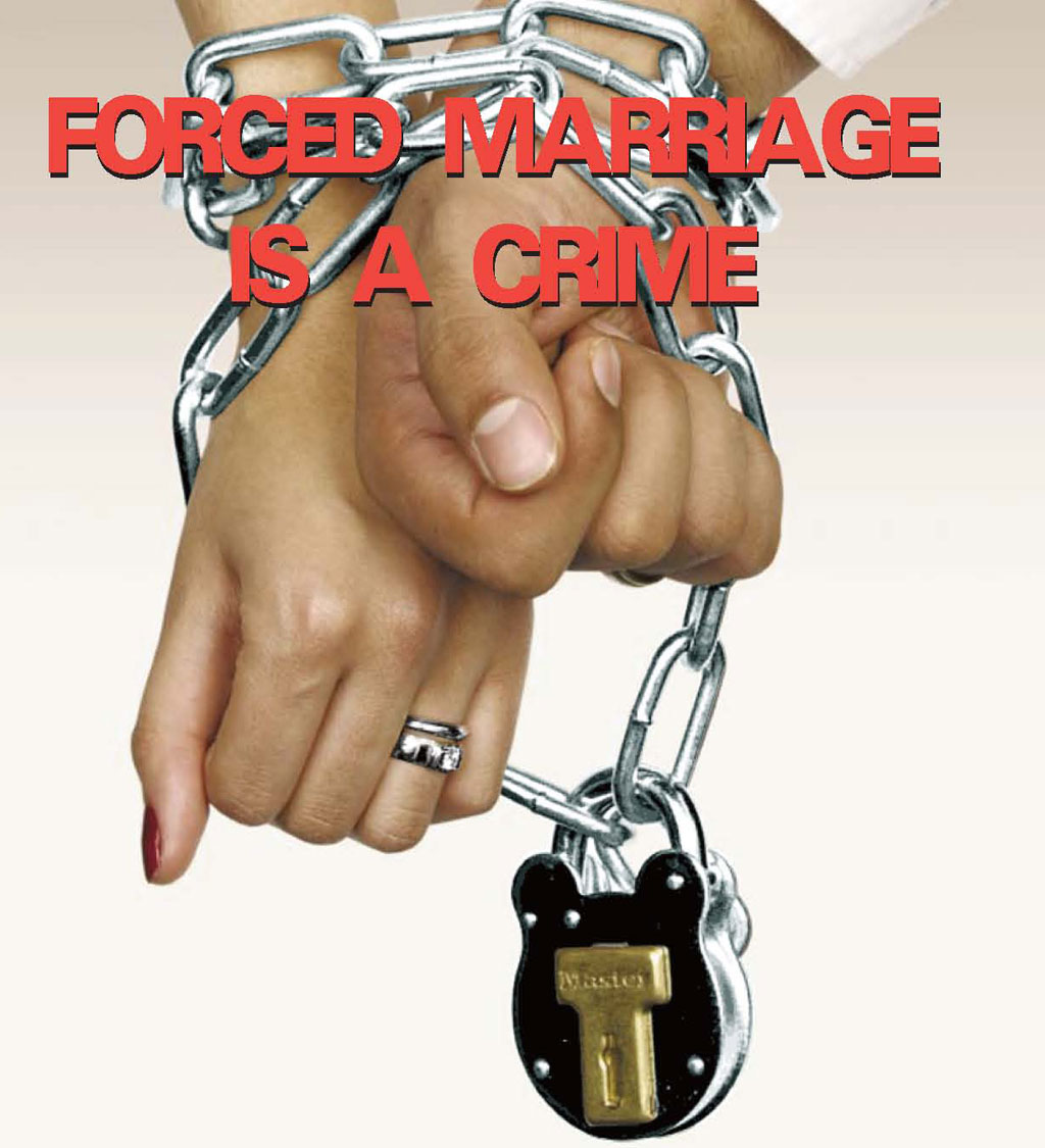 forced marriage Further information multi-agency practice guidelines: handling cases of forced marriage 2014 - step-by-step advice for frontline workers essential reading for.