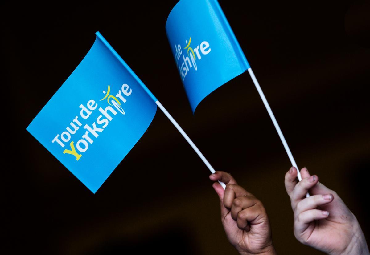 Tour De Yorkshire Flags