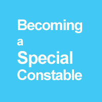 Becoming a Special Constable