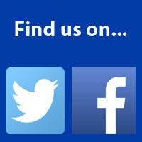 Find us on...