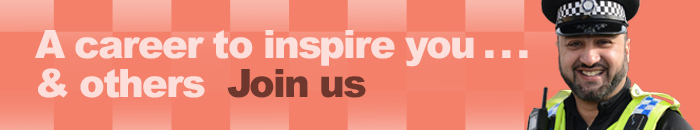 A career to inspire you & others - Join us