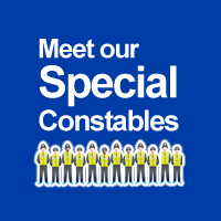 Meet our Special Constables