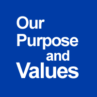 Our Purpose and Values