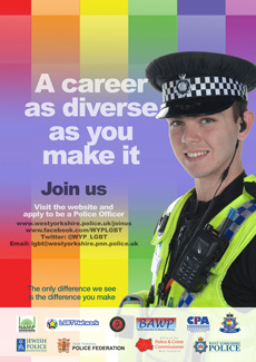 Equality in Employment - Recruitment Poster