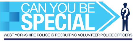 We're recruiting Special Constables
