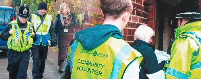 community volunteering scheme  cvs