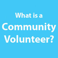 What-is-a-community-volunteer