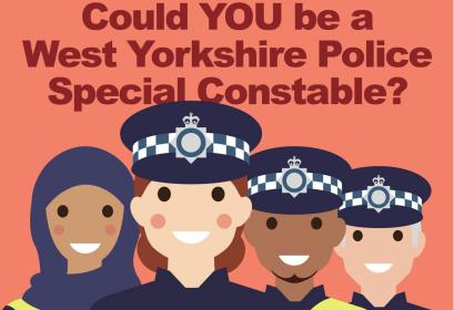 Recruitment for Special Constables