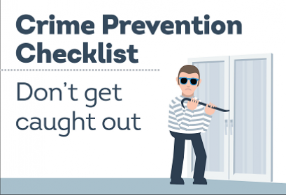 Spring/Summer Burglary Advice 2019